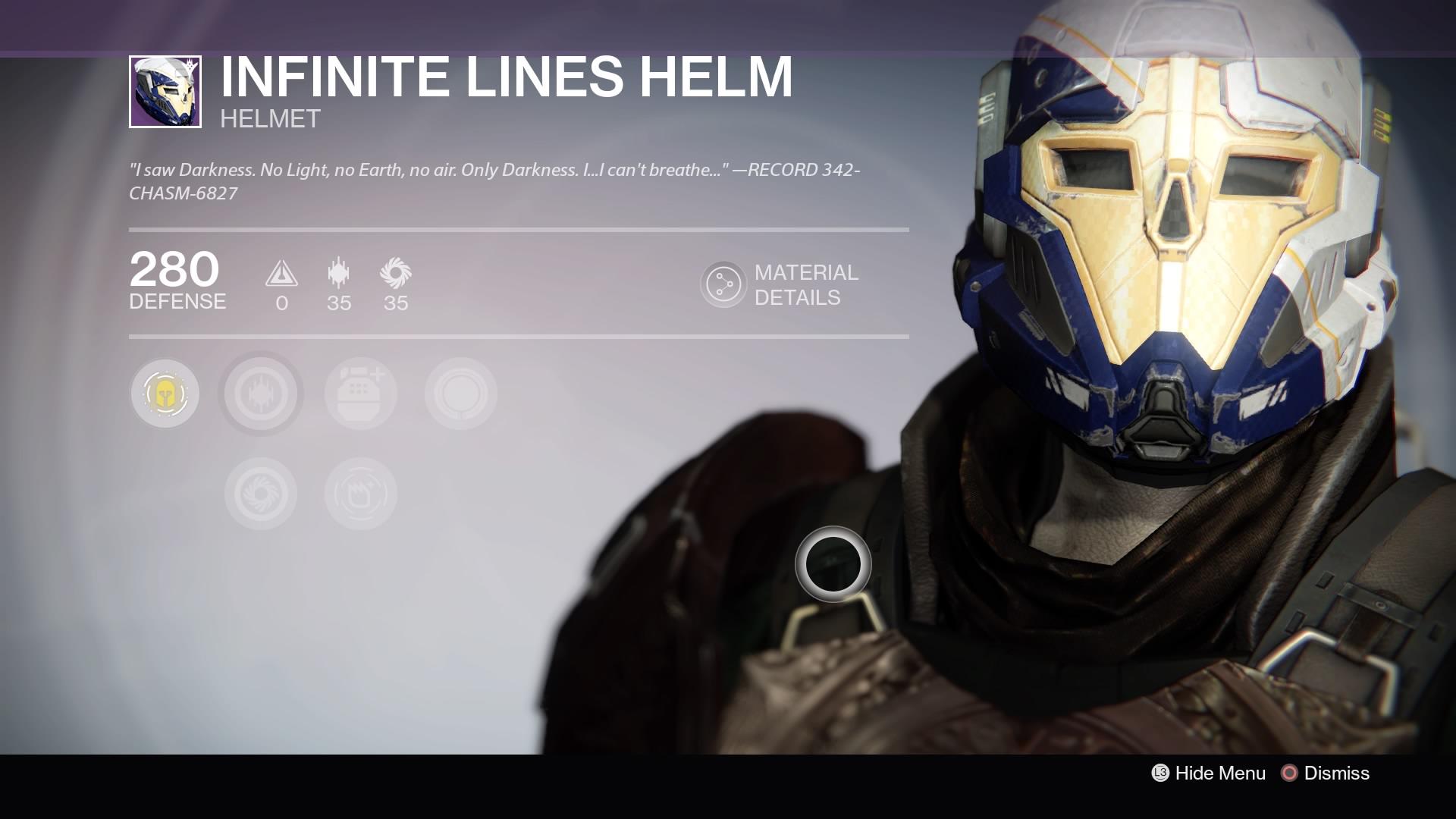 happened   titan armor destinythegame