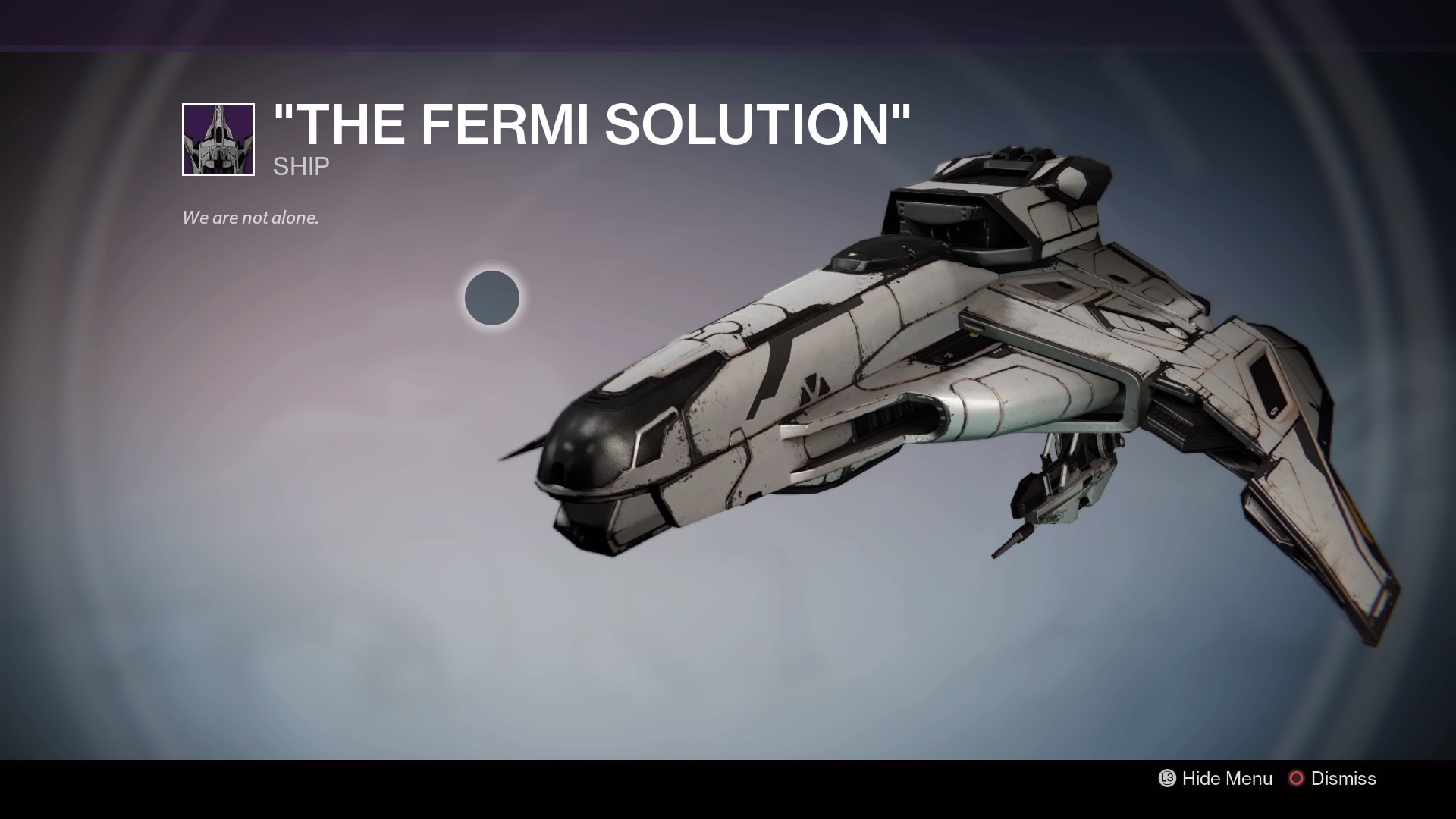 The Fermi Solution