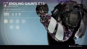 Endling Gauntlets