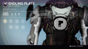 Endling Plate