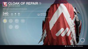Cloak of Repair