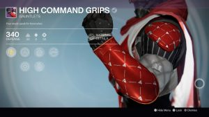 High Command Grips