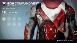 High Command Vest