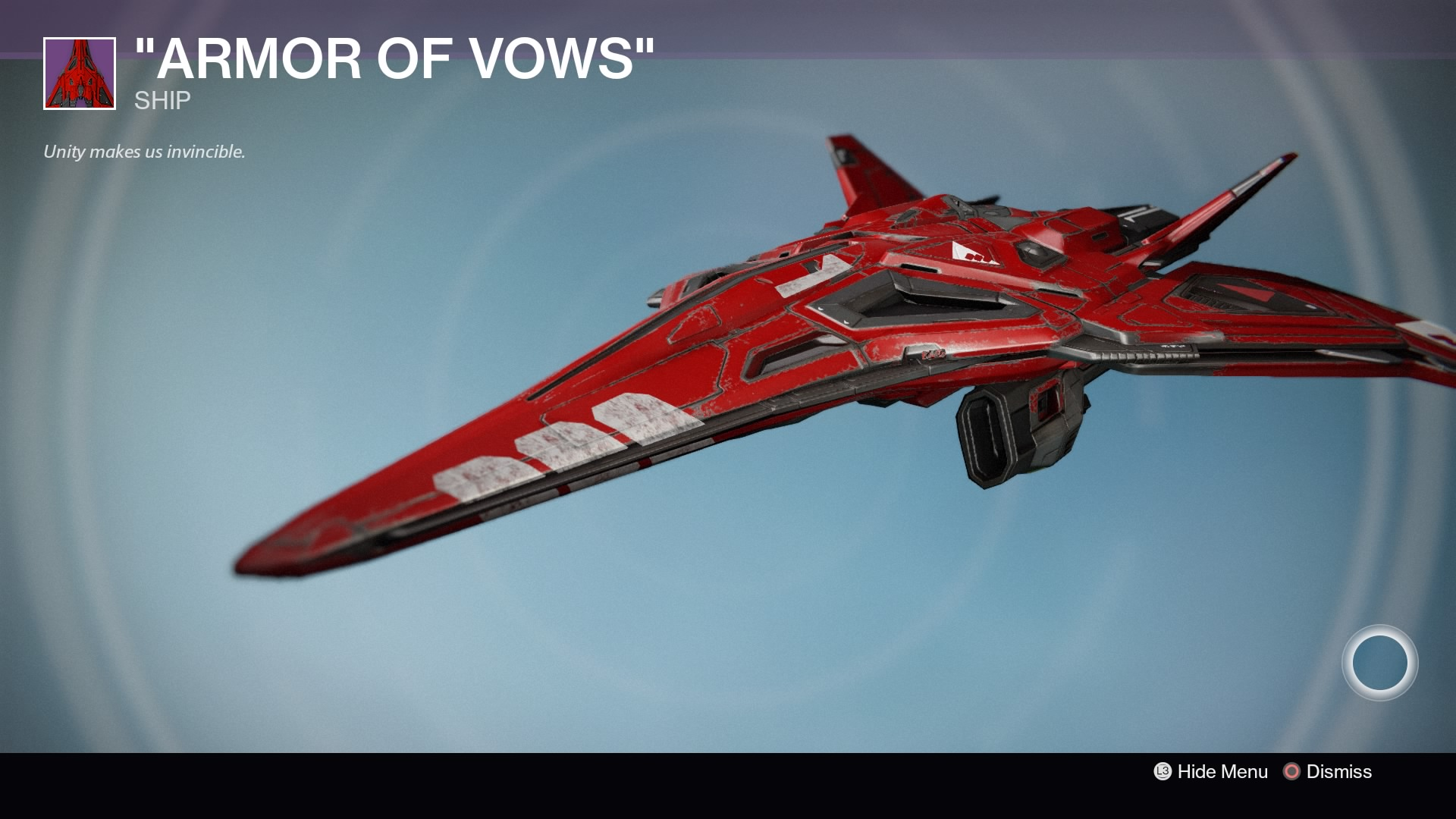 Armor of Vows