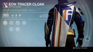 Eon Tracer Cloak