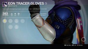 Eon Tracer Gloves