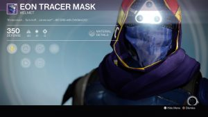 Eon Tracer Mask