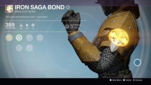 Iron Saga Bond