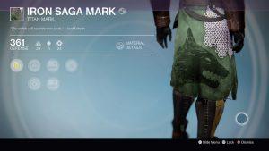 Iron Saga Mark