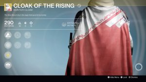 Cloak of the Rising