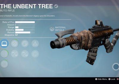 The Unbent Tree