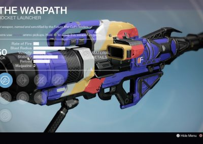 The Warpath
