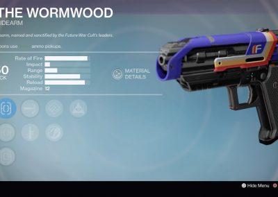The Wormwood