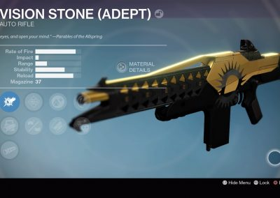 Vision Stone (Adept)