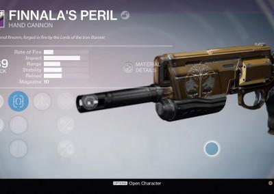 Finala's Peril