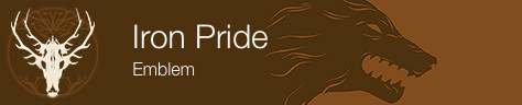 Iron Pride Emblem