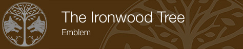 The Ironwood Tree Emblem
