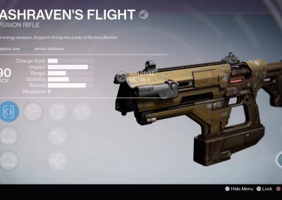 Ashravens Flight