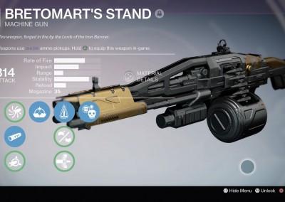Bretomart's Stand