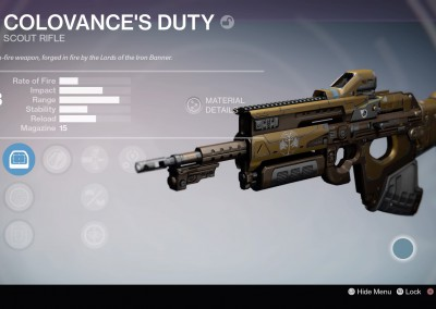 Colovance's Duty