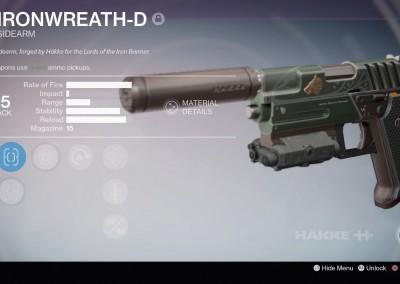 Ironwreath-D