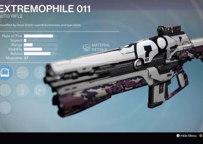 Extremophile 011